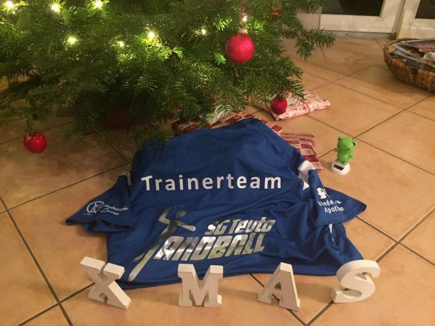 Frohe Weihnachten und ein Riesen-Dank!