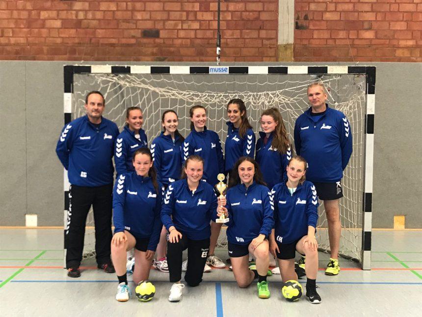 Feldhandballturnier Ibbenbüren 2018 – Sieg der WJA