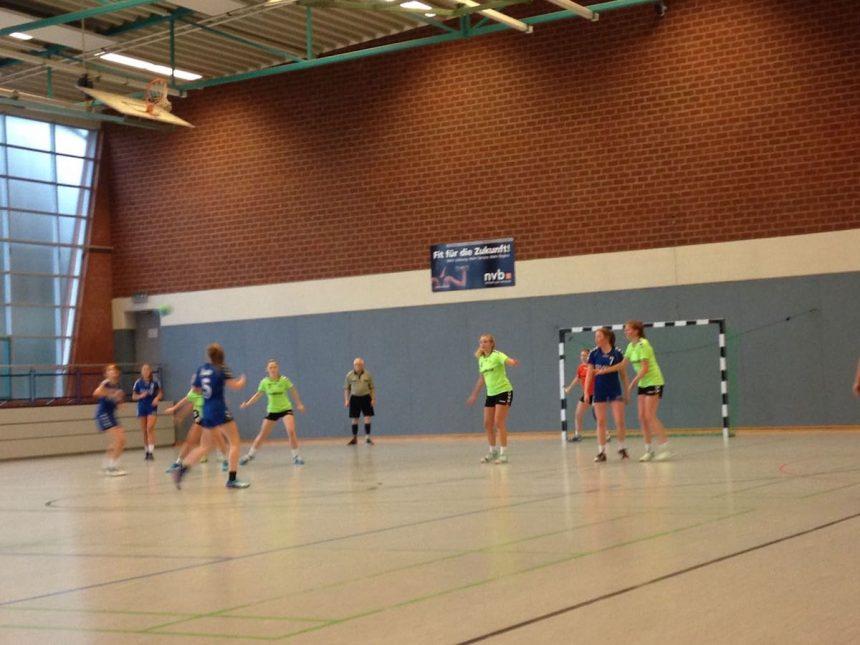 10:29 gegen SC Itterbeck | WJA