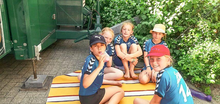 Die WJE holt den 14. Kids-Beach-Cup der TVG Georgsmarienhütte