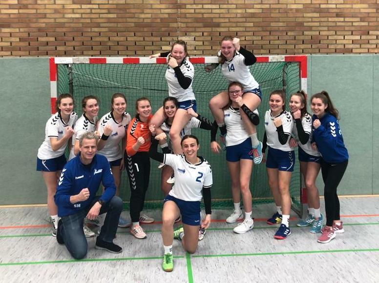 WJA beendet Hinrunde in der Landesliga auf Platz 2!