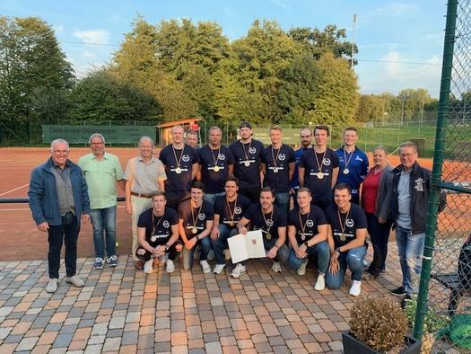 Sportlerehrung der Spvg. Niedermark 2020